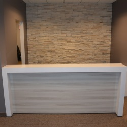 Customize Reception Office Desk