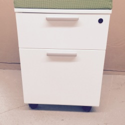 Utility Filing Cabinet for Benching Solution